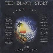 Island Records The Island Story 1962-1987 USA 2-CD album set