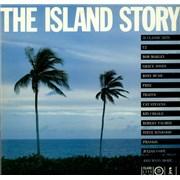 Island Records The Island Story UK 2-LP vinyl set