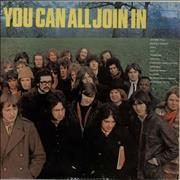 Island Records You Can All Join In - 2nd - block UK vinyl LP