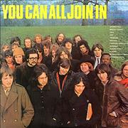 Island Records You Can All Join In - 3rd UK vinyl LP