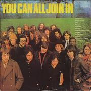 Island Records You Can All Join In - Blue Label UK vinyl LP
