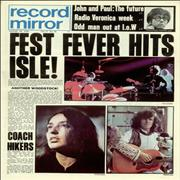 Click here for more info about 'Isle Of Wight - Record Mirror - August 1970'