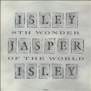 Click here for more info about 'Isley Jasper Isley - 8th Wonder Of The World'