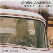 Click here for more info about 'Isobel Campbell - Come Undone'