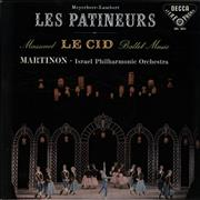 Click here for more info about 'Mayerbeer-Lambert: Les Patineurs / Massenet: Le Cid'
