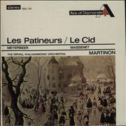 Click here for more info about 'Israel Philharmonic Orchestra - Meyerbeer: Les Patineurs/ Massenet: Le Cid'