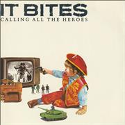 Click here for more info about 'It Bites - Calling All The Heroes'