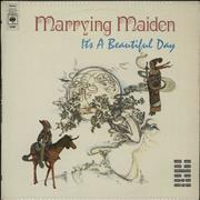 Click here for more info about 'It's A Beautiful Day - Marrying Maiden - EX'