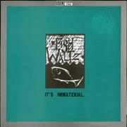Click here for more info about 'It's Immaterial - Fish Waltz EP'