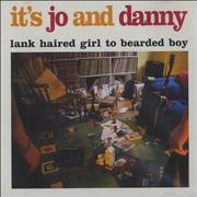 Click here for more info about 'It's Jo And Danny - Lank Haired Girl To Bearded Boy'