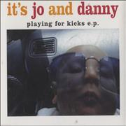 Click here for more info about 'It's Jo And Danny - Playing For Kicks EP'