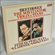 Click here for more info about 'Itzhak Perlman & Vladimir Ashkenazy - Beethoven: The Sonatas For Violin & Piano'