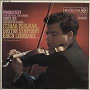 Click here for more info about 'Itzhak Perlman - Prokofieff: Concerto No. 2 In G Minor / Sibelius: Concerto In D Minor'