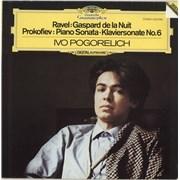 Click here for more info about 'Ivo Pogorelich - Ravel: Gaspard De La Nuit / Prokofiev: Piano Sonata No. 6'