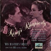 Click here for more info about 'Ivor Novello - King's Rhapsody'