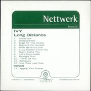 Click here for more info about 'Ivy (Indie) - Long Distance'
