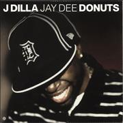 Click here for more info about 'J Dilla - Donuts - Clear Vinyl'