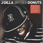 Click here for more info about 'J Dilla - Donuts - Sealed'