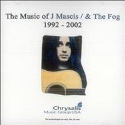 Click here for more info about 'J Mascis - The Music Of J Mascis / & The Fog 1992-2002'