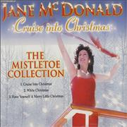 Click here for more info about 'JANE MCDONALD - Cruise Into Christmas: The Mistletoe Collection'