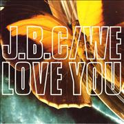 Click here for more info about 'J.B.C. - We Love You'