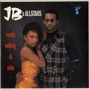 Click here for more info about 'J.B's Allstars - Ready Willing & Able'