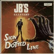 Click here for more info about 'J.B's Allstars - Sign On The Dotted Line...'