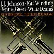 Click here for more info about 'J.J. Johnson & Kai Winding - Four Trombones... The Debut Recordings'