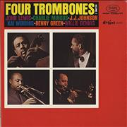 Click here for more info about 'J.J. Johnson & Kai Winding - Four Trombones Volume 2'