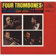 Click here for more info about 'J.J. Johnson & Kai Winding - Four Trombones Volume 2'