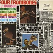 Click here for more info about 'J.J. Johnson & Kai Winding - Four Trombones'