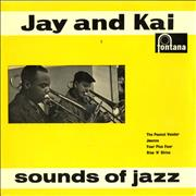 Click here for more info about 'J.J. Johnson & Kai Winding - Jay And Kai - Sounds Of Jazz EP'