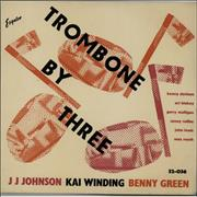 Click here for more info about 'J.J. Johnson & Kai Winding - Trombone By Three'