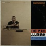 Click here for more info about 'J.J. Johnson - First Place'