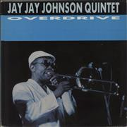Click here for more info about 'J.J. Johnson - Overdrive'