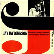 Click here for more info about 'J.J. Johnson - The Eminent Jay Jay Johnson Volume 1'