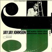 Click here for more info about 'J.J. Johnson - The Eminent Jay Jay Johnson Volume 2 - Liberty'