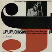 Click here for more info about 'J.J. Johnson - The Eminent Jay Jay Johnson Volume 1 - 'b' Label'