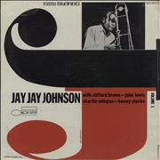 Click here for more info about 'J.J. Johnson - The Eminent Jay Jay Johnson Volume 1 - Liberty'