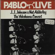 Click here for more info about 'J.J. Johnson - The Yokohama Concert'