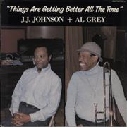 Click here for more info about 'J.J. Johnson - Things Are Getting Better All The Time'