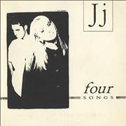 Click here for more info about 'JJ (UK 1990s) - Four Songs'