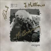 Click here for more info about 'JJ72 - Oxygen - Autographed'