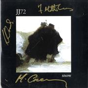 Click here for more info about 'JJ72 - Snow - Autographed'