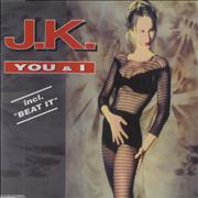 Click here for more info about 'J.K. - You & I'