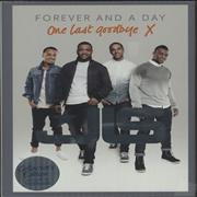 Click here for more info about 'JLS - Forever And A Day: One last Goodbye X'