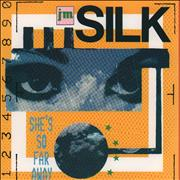 Click here for more info about 'J.M. Silk - She's So Far Away'