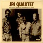 Click here for more info about 'JPJ Quartet - JPJ Quartet'