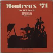 Click here for more info about 'JPJ Quartet - Montreux '71'