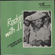 Click here for more info about 'J.T. Brown And His Boogie Boys - Rockin' With J.T.'